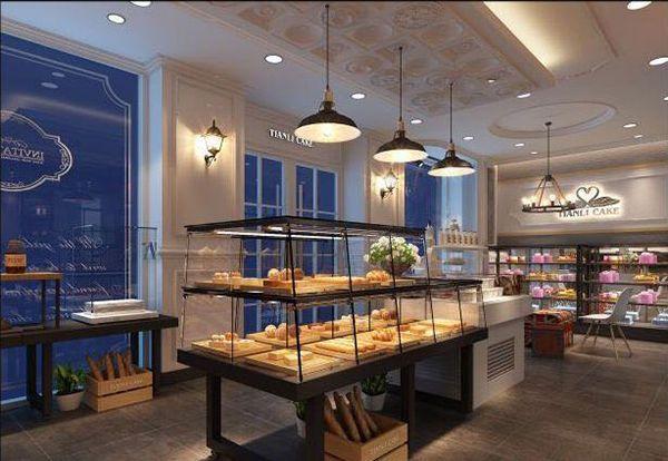 蛋糕店装修中更要注意店面的整洁和环保材料的运用,给顾客一种健康、温馨的环境体验。一般情况下,喜欢蛋糕的多以妇女儿童居多,所以一般蛋糕店的装修色调都以健康明朗轻快的暖色调为主,所以要从这些方面多下些功夫。一般情况下,在整体蛋糕店装修上,蛋糕店应该采用透光较好的玻璃做外墙。