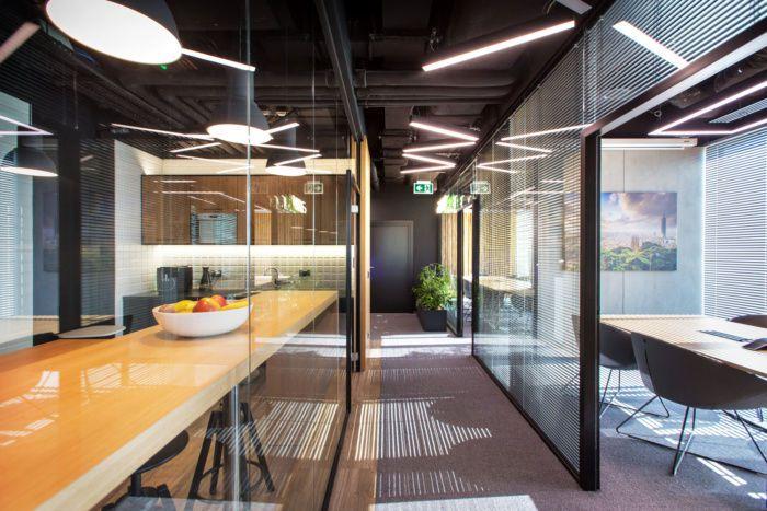 合肥科技公司办公室装修设计色彩搭配技巧,为员工提供