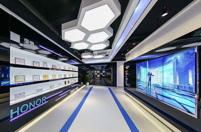 合肥科技展厅装修设计如何正确定位?装修公司浅谈展厅