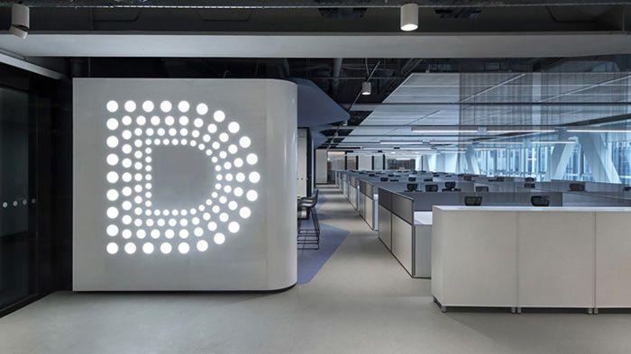 适合科技公司办公室装修的设计风格