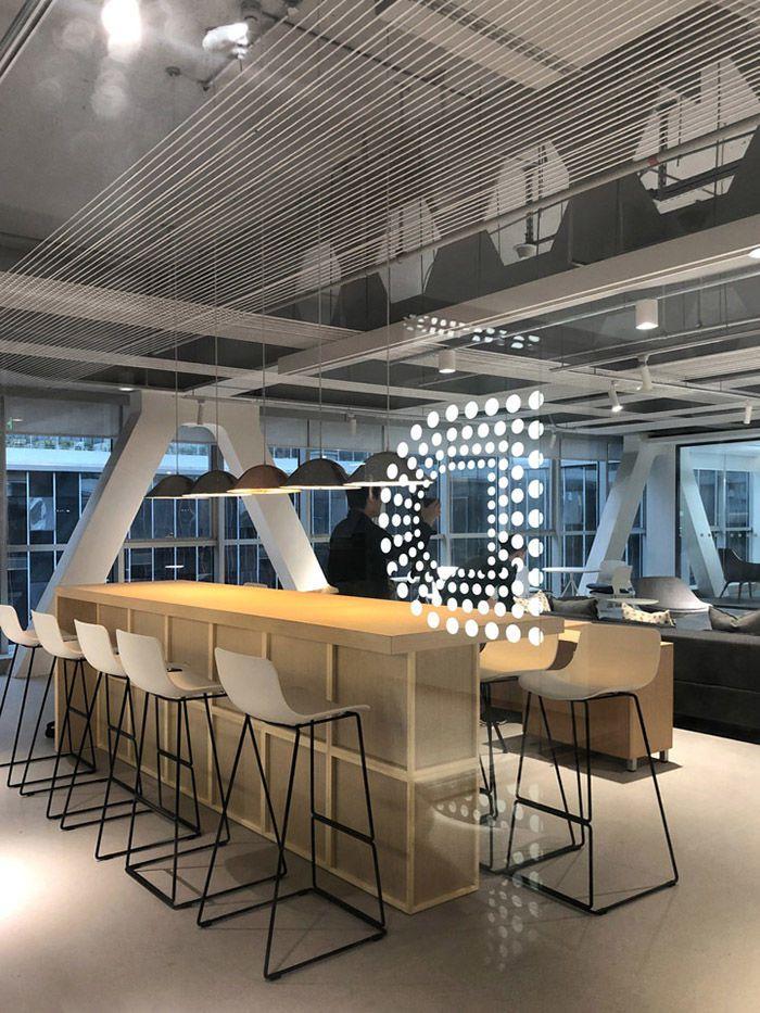 科技公司办公室装修好后怎么布置更美观?
