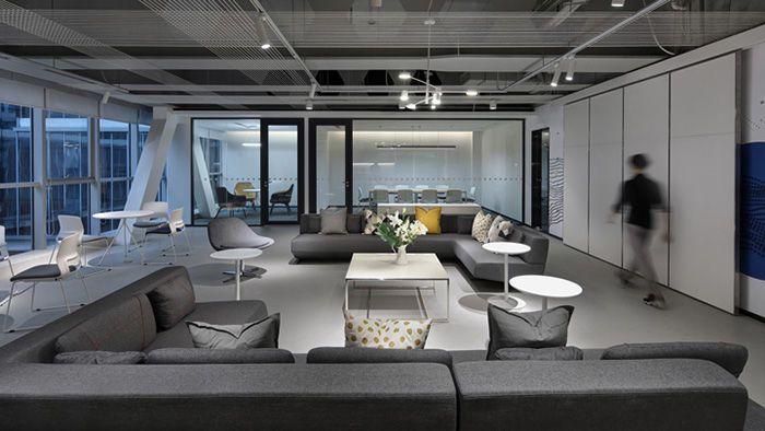 高科技公司办公室装修有什么特点?都包括了哪些项目呢?