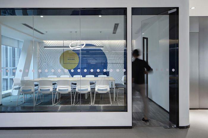 科技办公室装修如何才能科技感十足?