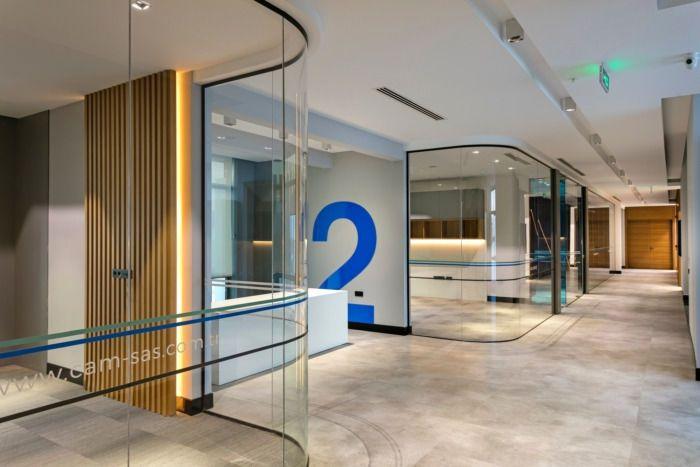 合肥办公室装修设计教你巧妙提高办公室空间的利用率