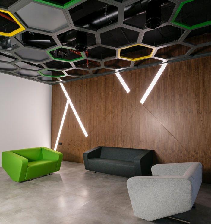 合肥办公室装修设计如何才能更具创意