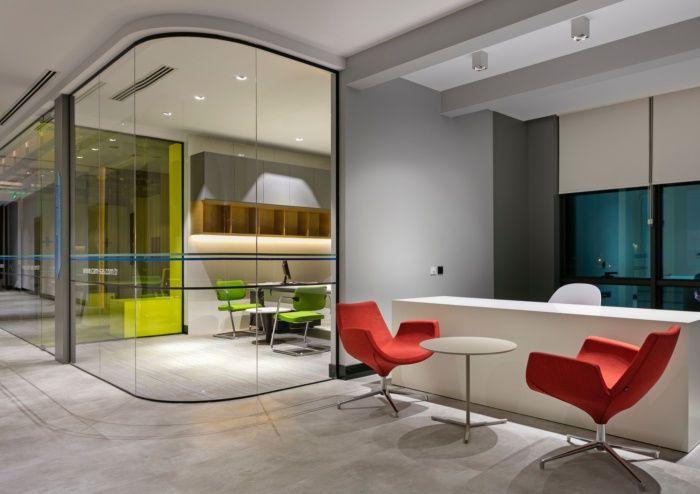 现代合肥办公室装修设计应该具备哪些优势