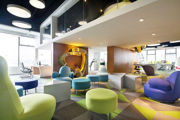 办公室装修茶水区效果图_办公室茶水v茶水浙大建筑设计研究院规划一处图片