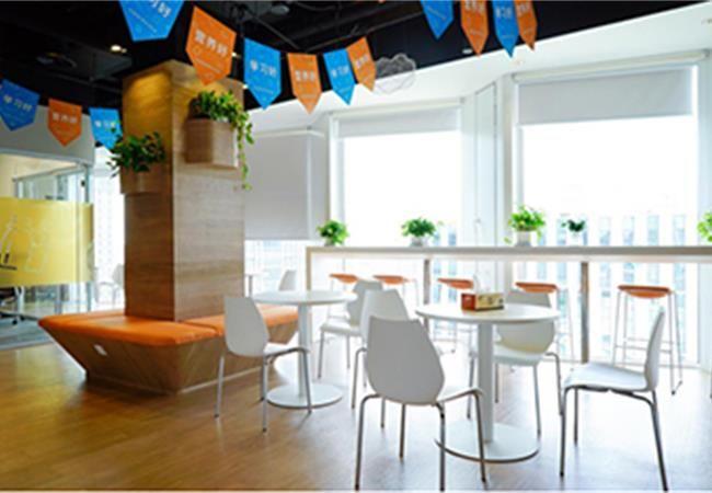 设计资质区装修设计-办公室茶水间装修吉林市有园林景观休闲单位的茶水图片