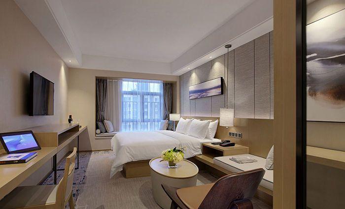 賓館裝修效果圖_主題酒店設計圖片_商務酒店設計案例欣賞