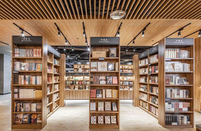 书店设计具体包括几个注意事项