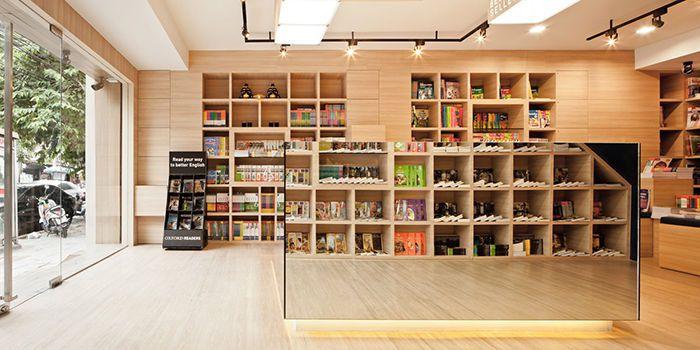 一家受欢迎的合肥书吧装修设计可以从下面几点着手