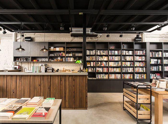 小书店装修怎么设计比较好?合肥书店装修哪家好?