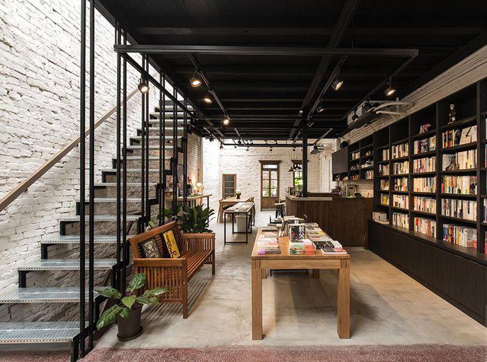 合肥书店装修设计如何规划有吸引力有特色