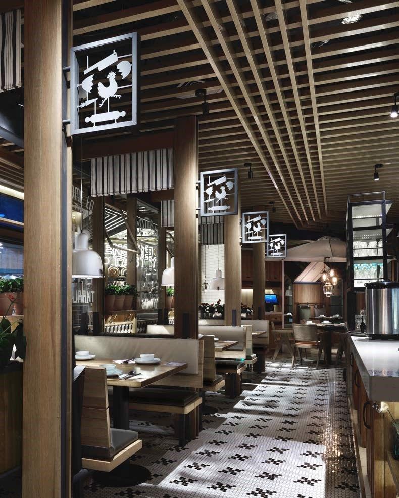 网红餐厅如何装饰设计 网红餐厅装饰设计方案