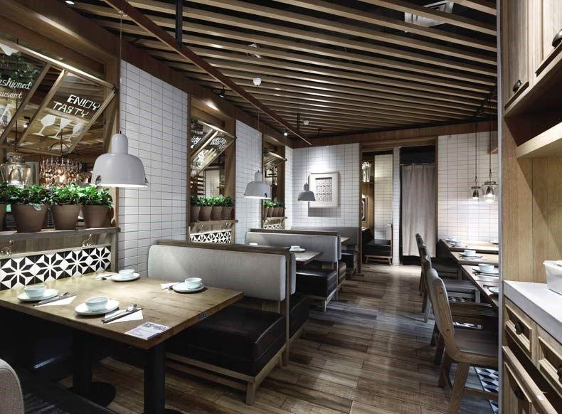 网红餐厅设计哪几个方面应特别注意